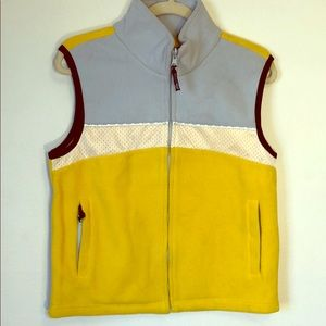 Roxy Fleece Vest size S